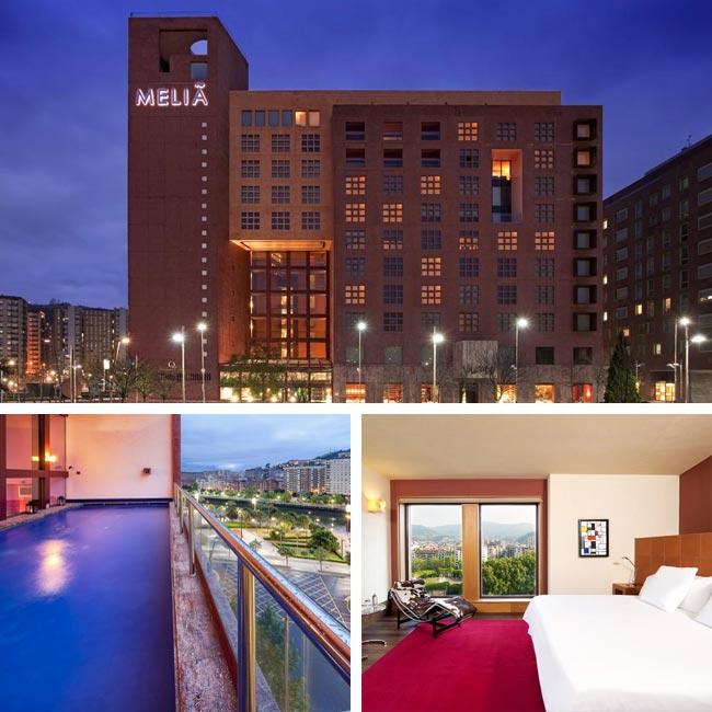Meliá Bilbao - Luxury Hotels Bilbao, Travelive