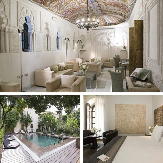 Hotel Hospes Palacio Del Bailio - Cordoba Hotels, Travelive