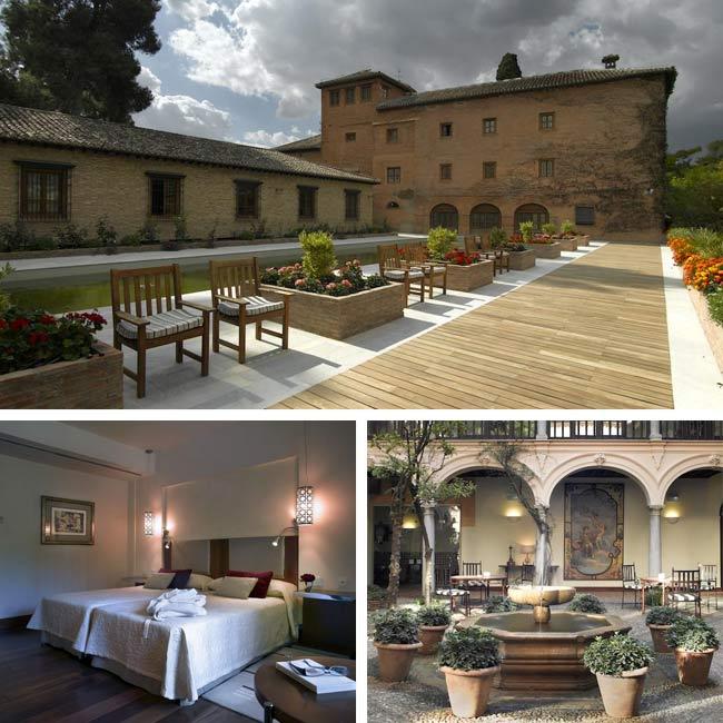 Parador de Granada - Luxury Hotels Granada, Travelive