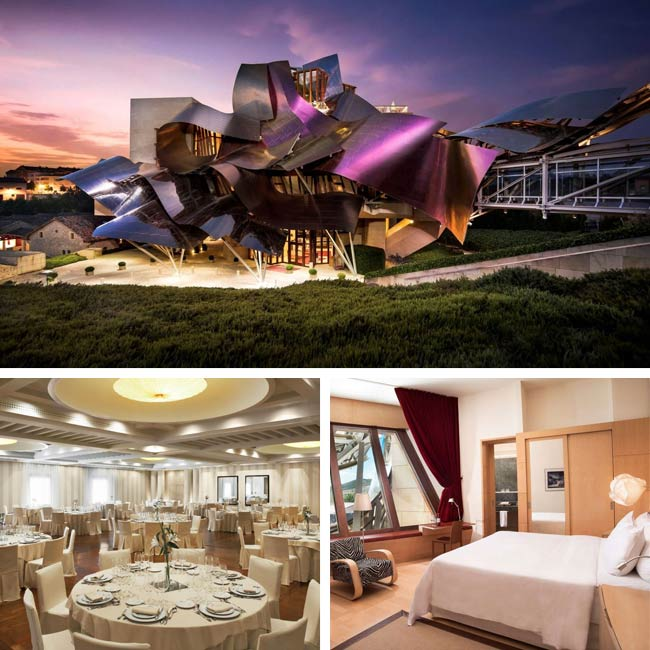 Hotel Marqués de Riscal, a Luxury Collection Hotel - Luxury Hotels in La Rioja, Travelive