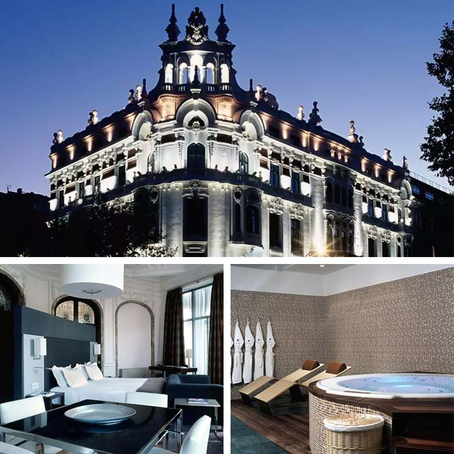 AC Palacio Del Retiro - Luxury Hotels Madrid, Travelive