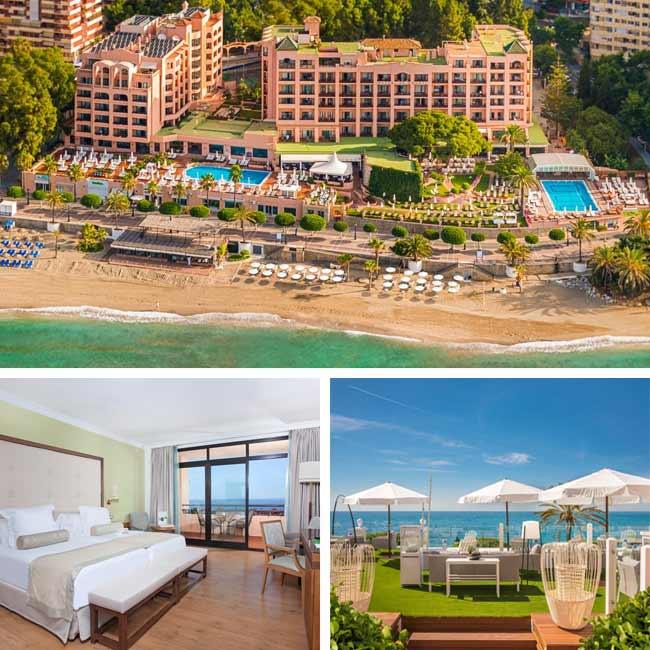 Hotel Fuerte Marbella - Luxury Hotels Marbella, Travelive