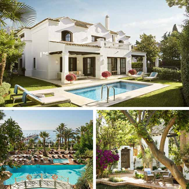 Marbella Club, Golf Resort & Spa - Luxury Hotels Marbella, Travelive
