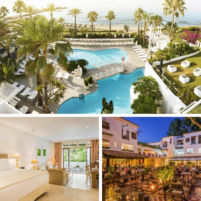 Puente Romano Beach Resort - Marbella Hotels, Travelive