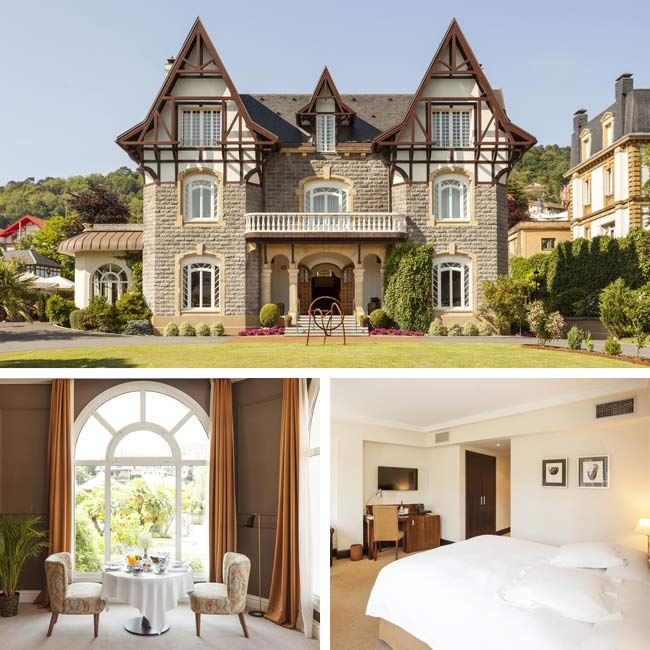 Villa Soro - Luxury Hotels San Sebastian, Travelive