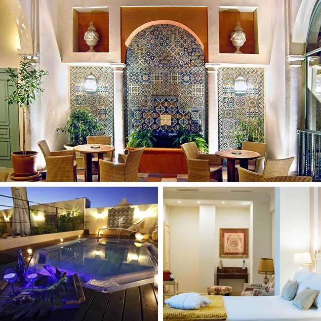 Casa Romana Hotel Boutique - Seville Hotels, Travelive