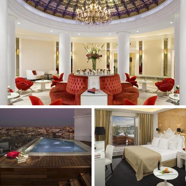 Gran Meliá Colón - Luxury Hotels Seville, Travelive