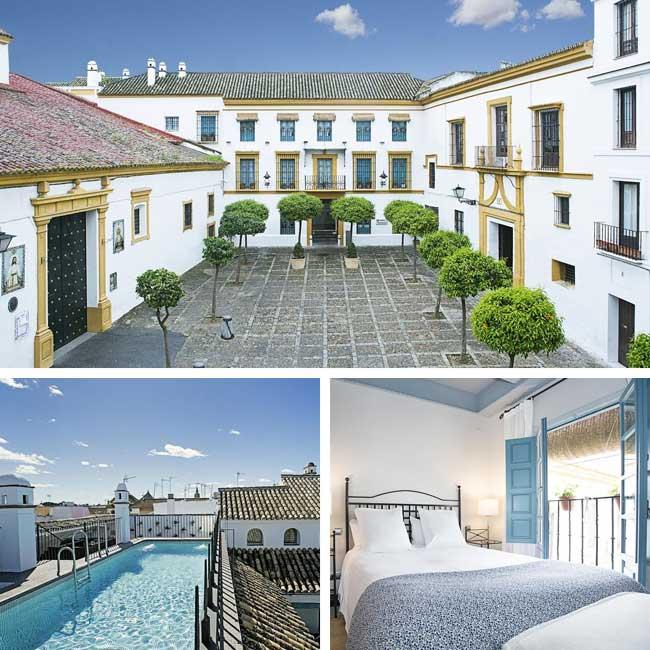 Hospes Las Casas del Rey de Baeza - Luxury Hotels Seville, Travelive