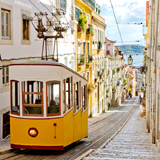 Lisbon Streets - Best Spain Travel and Portugal packages