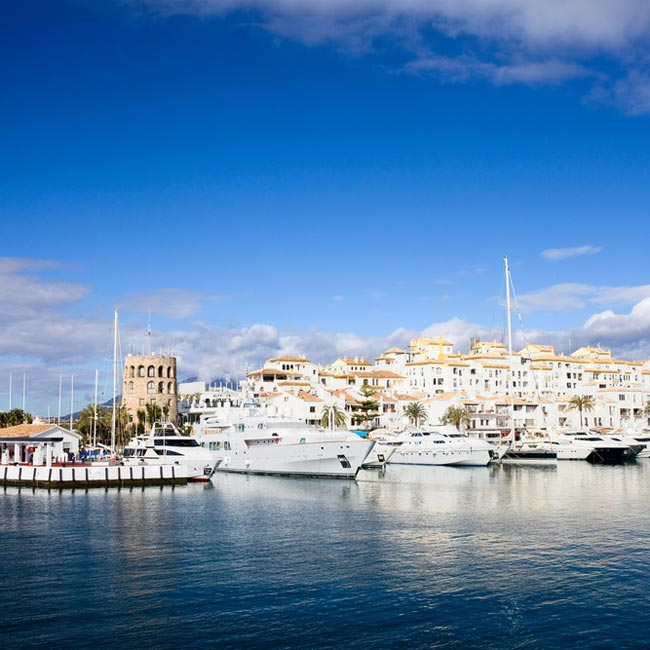 Puerto Banus Marina – Marbella, seaside town, Spain Destinations with Travelive
