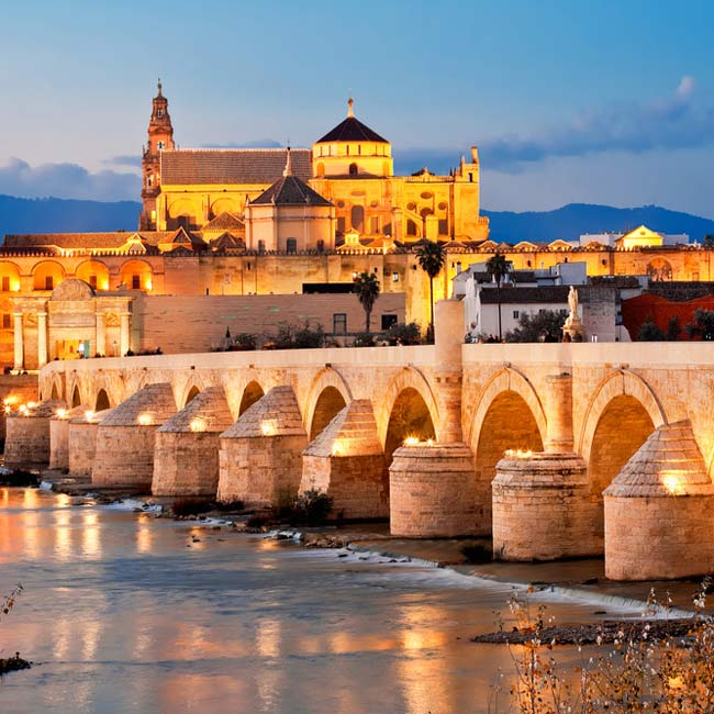 Roman Bridge – Cordoba, Spain Destinations, Andalusian holidays with Travelive