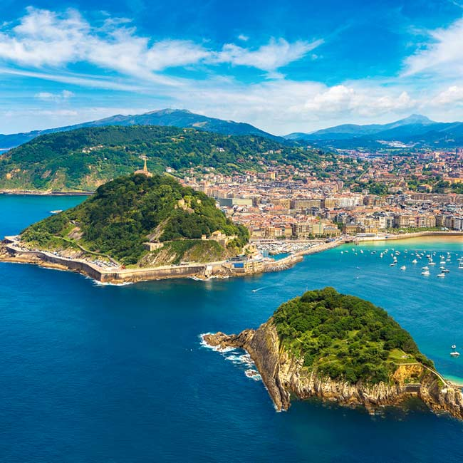 San Sebastian – seaside town of Basque Country, top destinations in Spain, Travelive