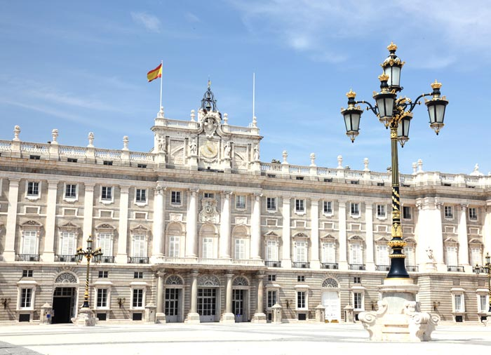 Royal Palace – Madrid Honeymoon packages, luxury travel destinations, Travelive