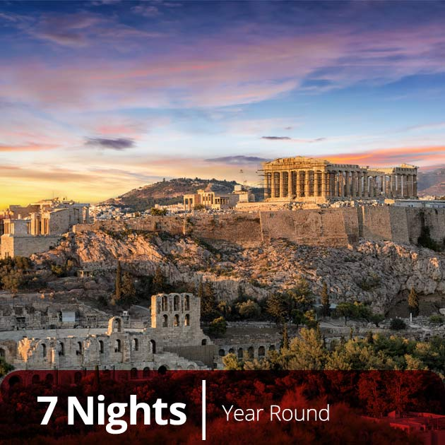 Acropolis - Athens, Best Honeymoon Destinations, Travelive