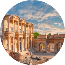 Celsus Ephesus – Travel to Turkey, Ottoman Classics package