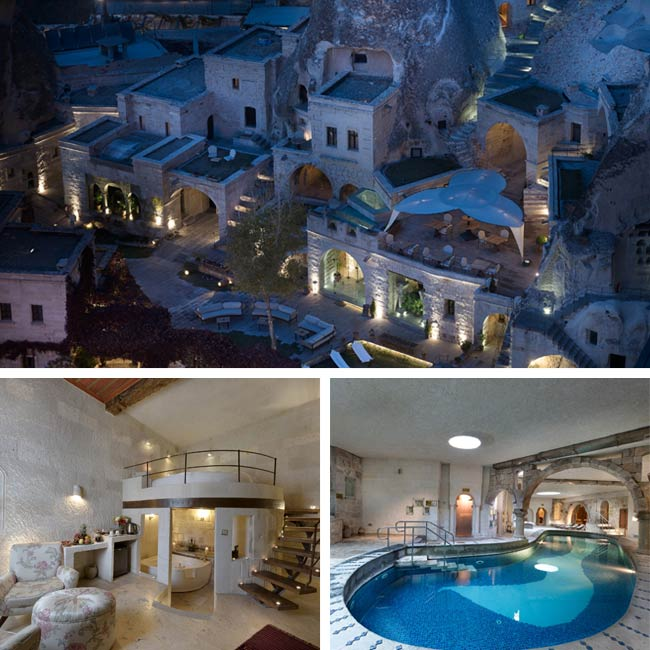 Anatolian Houses - Luxury Hotels Cappadocia, Travelive