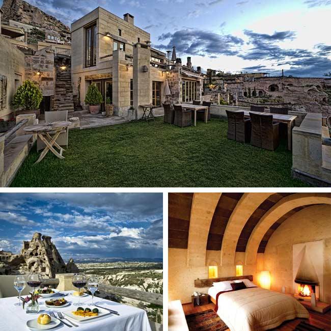Argos in Cappadocia - Cappadocia Hotels, Travelive