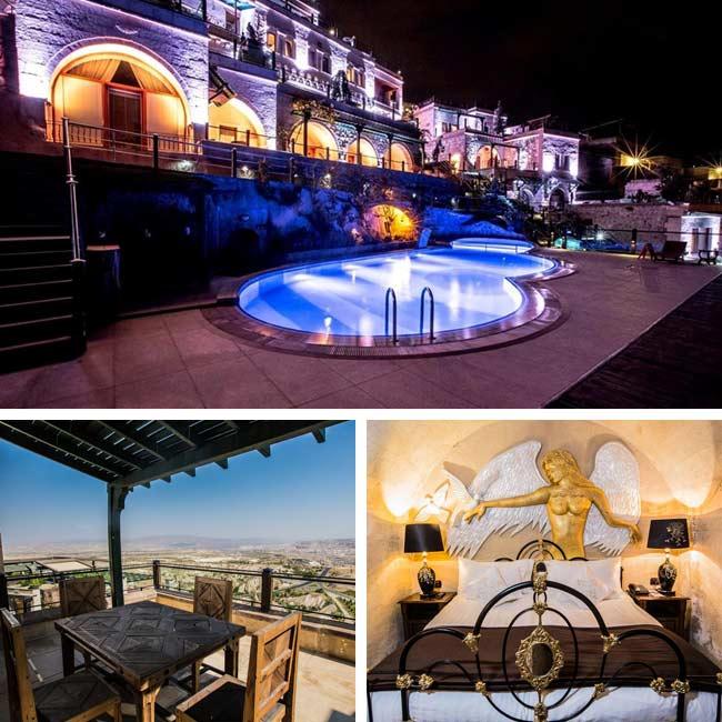 Cappadocia Cave Resort & Spa Boutique Hotel - Cappadocia Hotels, Travelive