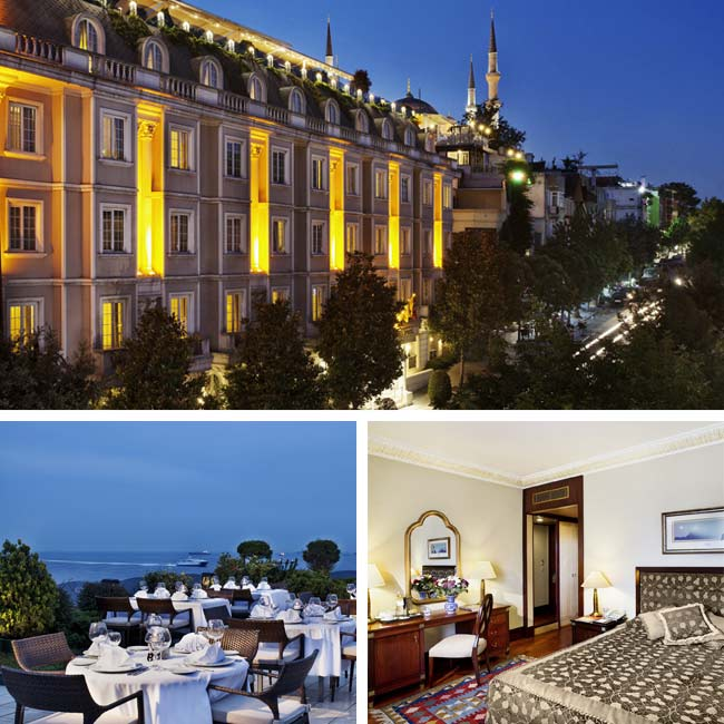 Eresin Crown Hotel - Istanbul Hotels, Travelive