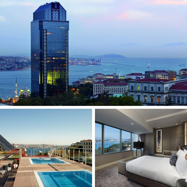 The Ritz-Carlton - Luxury Hotels Istanbul, Travelive