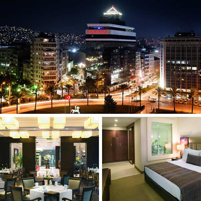 Moevenpick Hotel - Luxury Hotels Izmir, Travelive