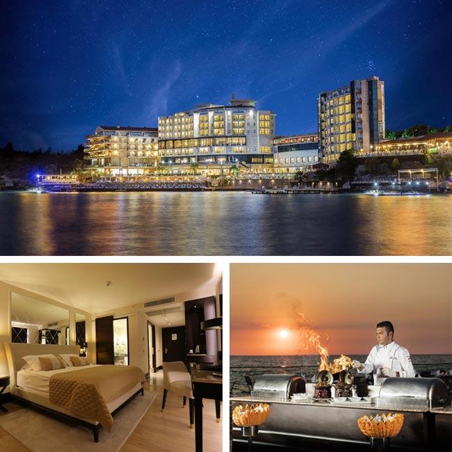 Charisma Deluxe Hotel - Luxury Hotels Kusadasi, Travelive