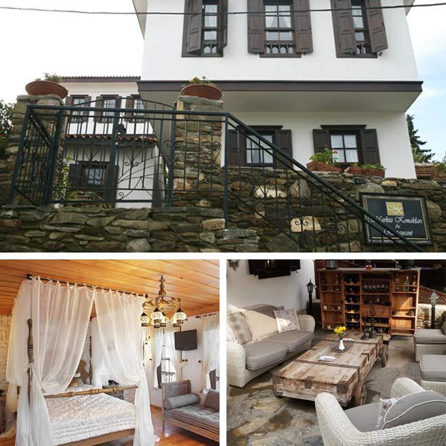 Markiz Konaklari - Sirince Hotels, Travelive