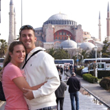 Couple in Istanbul – Luxury Travel to Turkey, Vacation Packages, Travelive