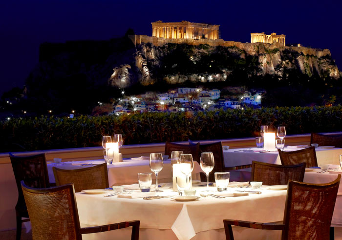 Grande Bretagne Hotel – Athens, Greece Turkey honeymoon with Travelive, luxury travel
