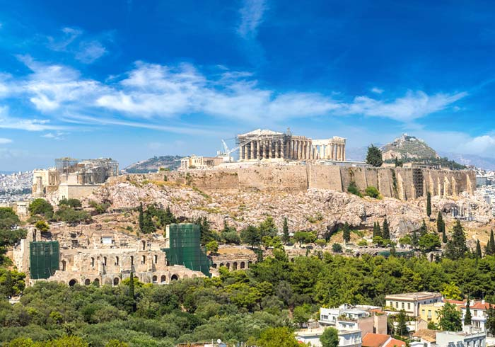 Acropolis – Athens, Greek and Turkey Honeymoon tours with Travelive, luxury travel agency