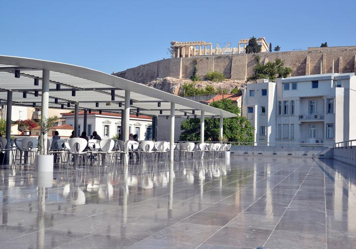 Acropolis Museum -  Athens, Greek and Turkey Honeymoon tours with Travelive, luxury travel agency