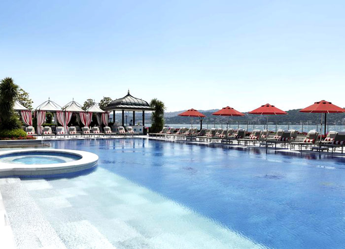 Four Seasons Bosphorus Hotel – Istanbul, Greek and Turkey honeymoon packages, Travelive