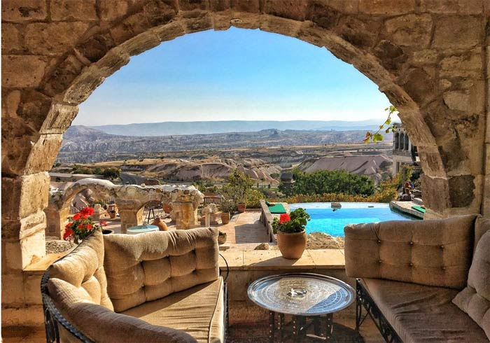 Museum Hotel – Cappadocia hotels, Istanbul to Cappadocia Tours, Travelive